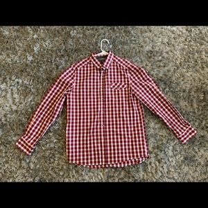 Kenneth Cole Men's button up long sleeve